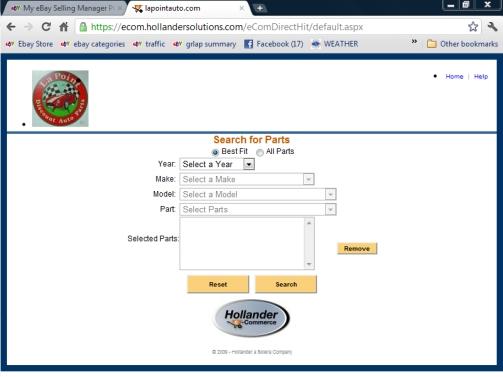Buy Online Now @ Lapoint Auto